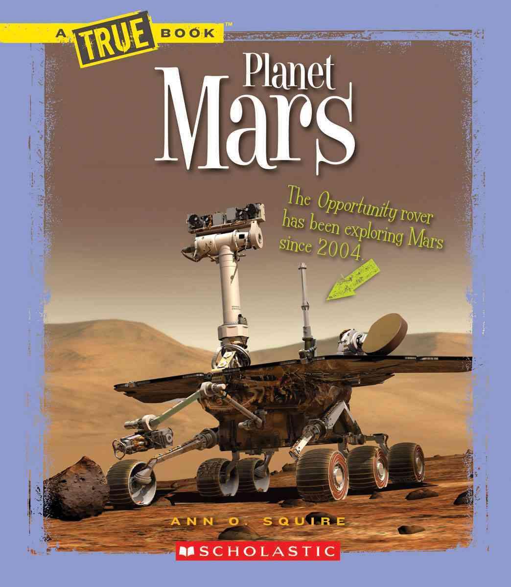 Mars By Squire, Ann O.